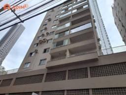 Apartamento com 3 dormitórios para alugar, 100 m² por R$ 2.700,00/mês - Centro - Balneário