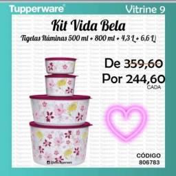 Tupperware kit's