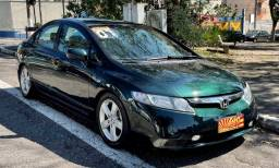 Honda Civic New  LXS 1.8 Aut. Flex - 2007