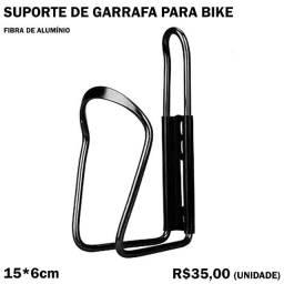 Suporte de Garrafa para Bike de Fibra de Alumínio
