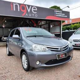 Toyota Etios 1.5 xls 2013 (único dono)