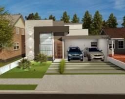 Casa com 3 dormitórios à venda, 145 m² por R$ 680.000,00 - Residencial Real Park Sumaré -