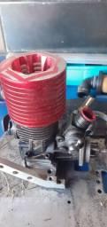Motor automodelo hpi traxxas kiosho