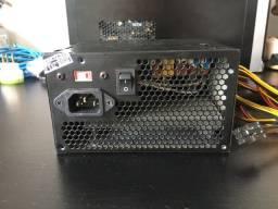 Fonte C3 Tech - 500w usada
