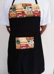 Avental para Cozinha, Churrasco e eventos Masculino