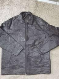 Venda de jaqueta de couro