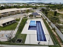 Vendo Apartamento no condomínio Vogville Boulevard Norte em Caruaru. Térreo com garden.
