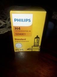 Lâmpada Philips h4 12v
