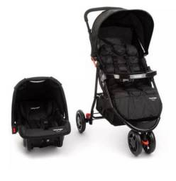 Vendo esse carrinho com bebê conforto