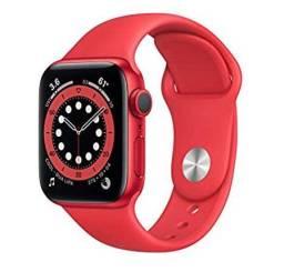 APPLE WATCH SERIES 6 GPS 40mm - ALUMINIUM RED