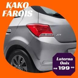 Lanterna Traseira Chevrolet Onix 2013 2014 2015 2016 2017 2018 2019 2020