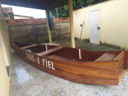 Barco  novo nunca foi na água * Chicão