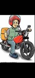 Motoboy disponivel para entregas e contratoa!