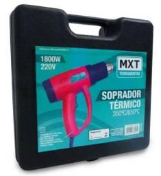 Soprador Térmico Ar Quente - Ajuste De Temperatura 220v - MXT Ferramentas