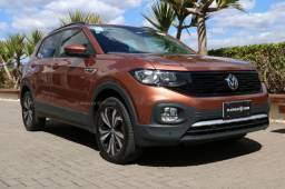Volkswagen T-Cross 200 TSI Automático apenas 5.800km 2021