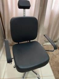 Cadeira poltrona salão