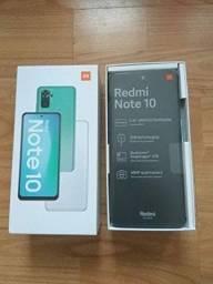 Xiaomi Redmi Note 10, 128 gigas, 4 GB de ram...whatts *<br>