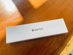 Apple Watch Series SE 40mm Cinza