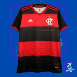Camisa Lançamento Flamengo Masculina