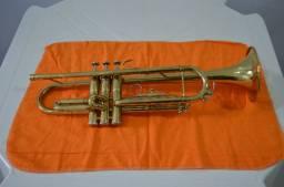 Trompete Weril + Bocal JC Custom B4S (Top )
