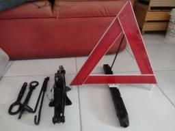 Kit macaco e triângulo original
