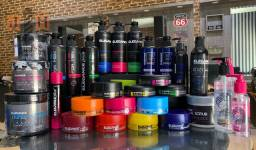 Pomada Elegance Hair Wax / original uso profissional novo lacrado somos loja
