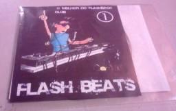 Cd flash beat - o melhor do flashback club -varios