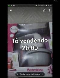 Batedeira Infantil / LEIA