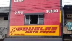 Douglas Moto peças