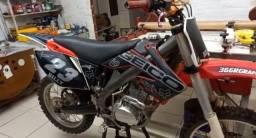Moto ashima 250cc