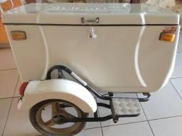Sidecar para moto Honda 150