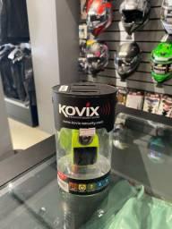 Trava de disco com alarme Kovix