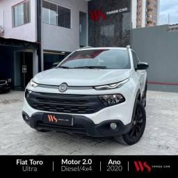 FIAT TORO ULTRA 2.0 DIESEL/4 X 4 2020