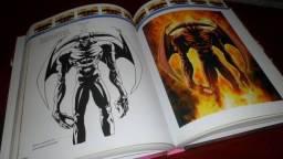 Livro Monstro do Mangá