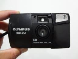 Máquina Fotográfica Antiga - Olympus Trip 300
