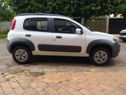 Fiat Uno Way Branco 4 portas 1.4 completo 2011/2011