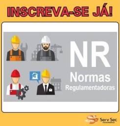 Curso para Normas Regulamentadoras (NR's)