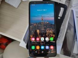 Samsung A7 2018 4gb Ram 64gb Armazenamento Excelente estado