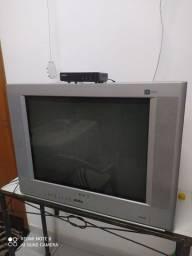 """Tv Televisão Flat Screen CCE 29"""" Nova Brinde Conversor Digital Intelbras"""