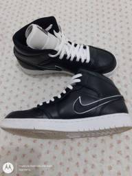 """Nike Air Jordan 1 mid, """"maybe i destroyed the game"""""""