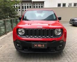 Jeep RENEGADE SPORT 2016 BLINDADO,baixa km