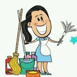 Diarista e Faxineira. Venha Garantir meu Serviço para seu Lar ficar limpo e cheiroso