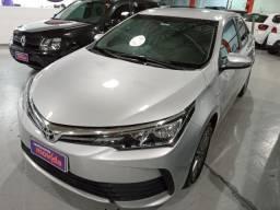 Toyota Corolla 1.8 Gli Upper - 2019 - Impecavel !!