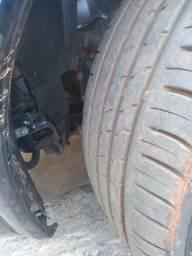 Vendo pneus 195/40/17