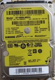 Oportunidade HD 1TB Samsung