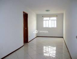 Apartamento com 3 quartos para alugar, 98 m² por R$ 1.500/mês - Passos - Juiz de Fora/MG
