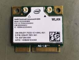 Wifi Dual Band Intel advanced-n 6205 2.4 e5ghz com Garantia