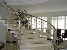 Aço inox, bar molhado, escada, manutenção, decoração