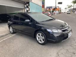Honda Civic LXS 1.8 2007 Aut baixo da FIPE