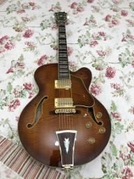 Guitarra Ibanez AF95 VLS, semi case, zero km